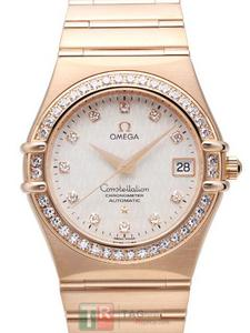 Copy Watches OMEGA CONSTELLATION COLLECTION DOUBLE EAGLE 1108.35 [6e05]