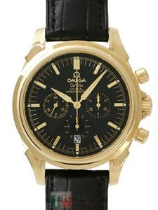 Copy Watches OMEGA DE VILLE COLLECTION CO-AXIAL CHRONOGRAPH 4641.50.31 [5955]