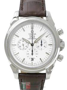 Copy Watches OMEGA DE VILLE COLLECTION CO-AXIAL CHRONOGRAPH 4841.31.32 [d88c]