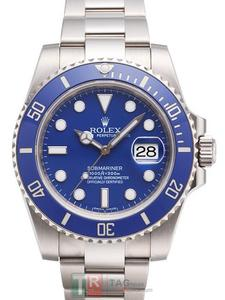Copia Orologi ROLEX SUBMARINERDATE 116619LB [77df]