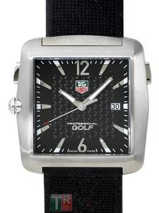 Kopiera klockor TAG Heuer GOLF WATCH Professional Golf Tiger Woods Edition WAE1 [5eed]