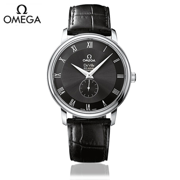 Omega Watches Replica De Ville 4813.50.01 Mens automatic mechanical watches [156f]